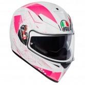 K-3 SV Pinlock Izumi White / Pink