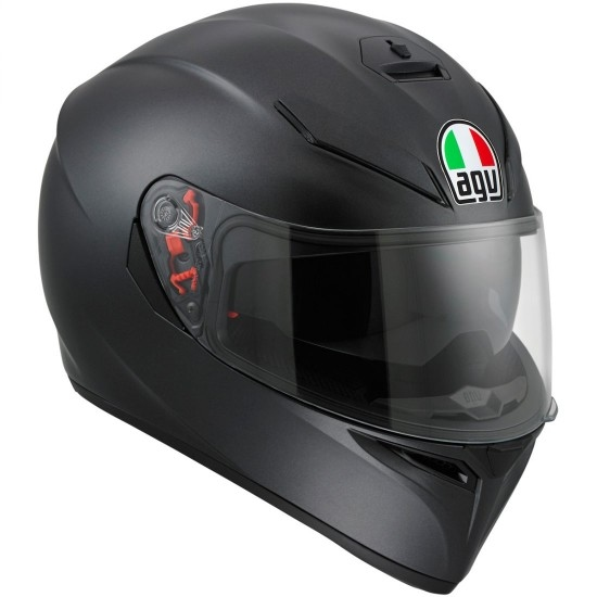 Casco AGV K-3 SV Pinlock Matt Black