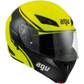 AGV Compact ST Course Yellow / Black