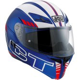 AGV Compact ST Seattle Matt Blue / White / Red