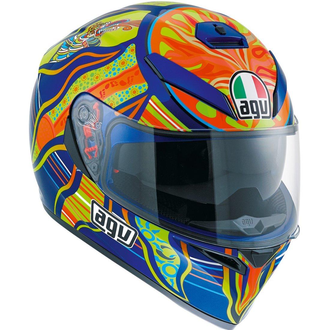 165 Cascos para moto de carretera AGV · Motocard 98c351bb10389