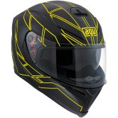 AGV K-5 S Hero Black / Yellow Fluo