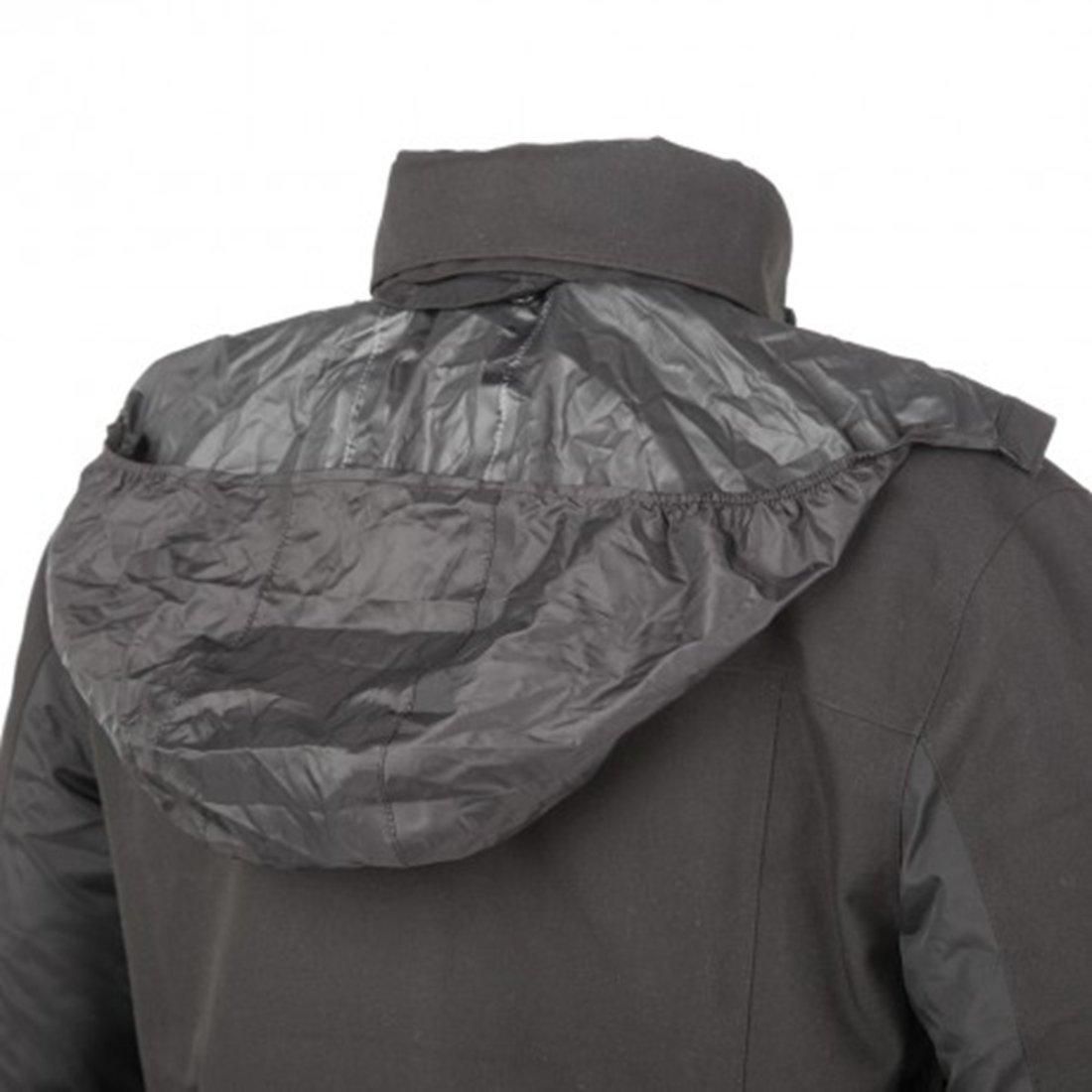 3b5932ae1 TUCANO URBANO Gulliver Black Jacket · Motocard