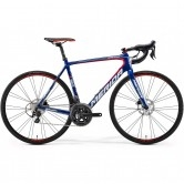 MERIDA Scultura Disc 4000 Carbon 2017 Red / Blue / White