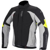 ALPINESTARS Ares Gore-Tex Black / Grey / Yellow Fluo