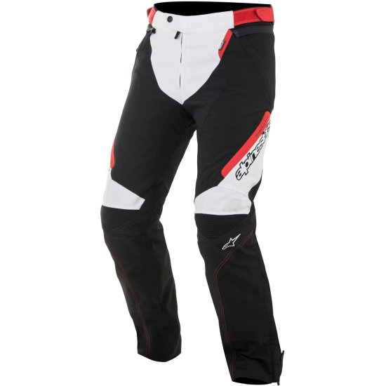 Pantalon ALPINESTARS Raider Drystar Black / White / Red