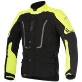 ALPINESTARS Vence Drystar Black / Yellow Fluo