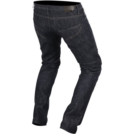 ALPINESTARS Copper Out Tech Denim Black Waxed Pant