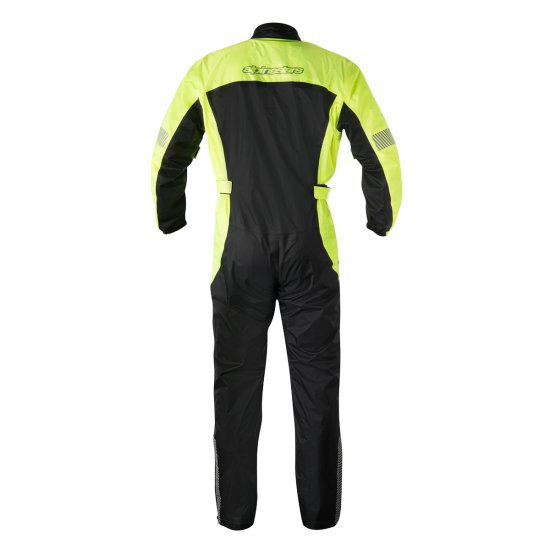 Impermeable ALPINESTARS Hurricane Yellow Fluo / Black