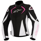 ALPINESTARS Stella T-Jaws Waterproof Lady Black / White / Fuchsia