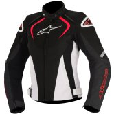 ALPINESTARS Stella T-Jaws Waterproof Lady Black / White / Red