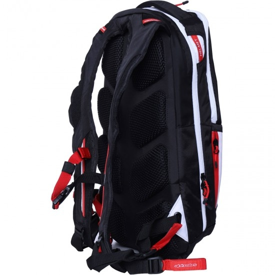 Sac ALPINESTARS City Hunter Black / White / Red