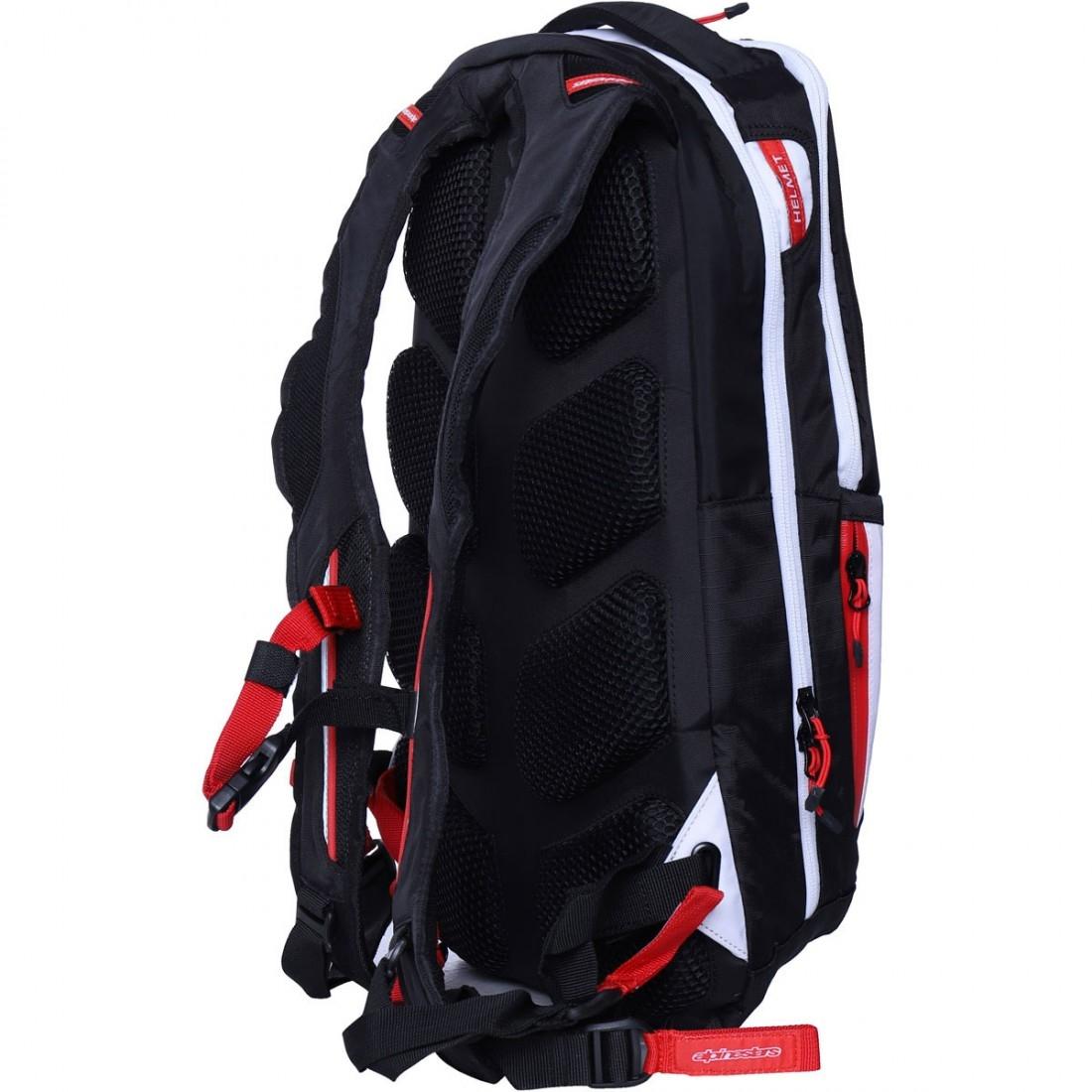 cced62be373bf Tasche ALPINESTARS City Hunter Black   White   Red · Motocard