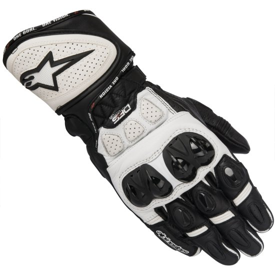 Gants ALPINESTARS Gp Plus R Black / White