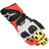ALPINESTARS Gp Plus R Black / White / Red / Yellow Fluo