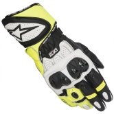 ALPINESTARS Gp Plus R Black / White / Yellow Fluo