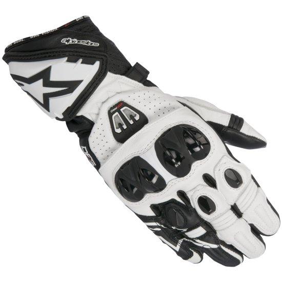 Handschuh ALPINESTARS Gp Pro R2 Black / White