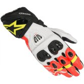 ALPINESTARS Gp Pro R2 Black / White / Red / Yellow Fluo