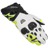ALPINESTARS Gp Pro R2 Black / White / Yellow Fluo