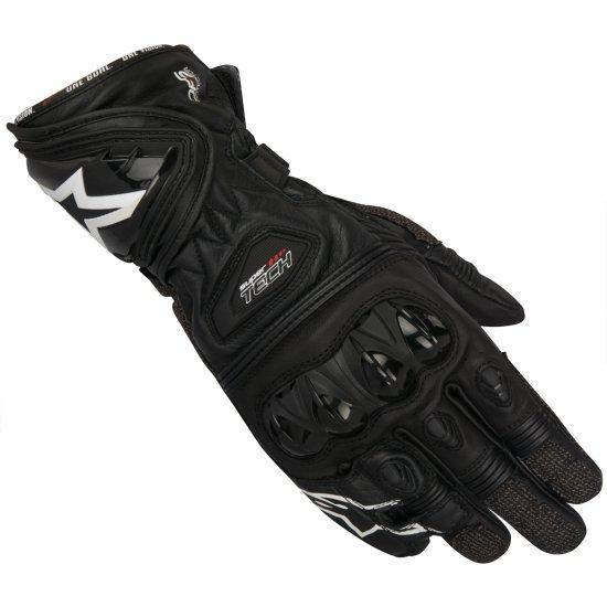 Handschuh ALPINESTARS Supertech Black