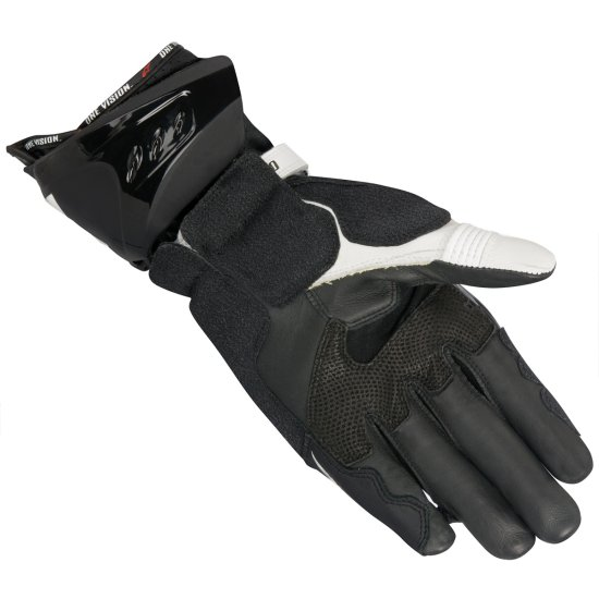 Handschuh ALPINESTARS Supertech Black / White