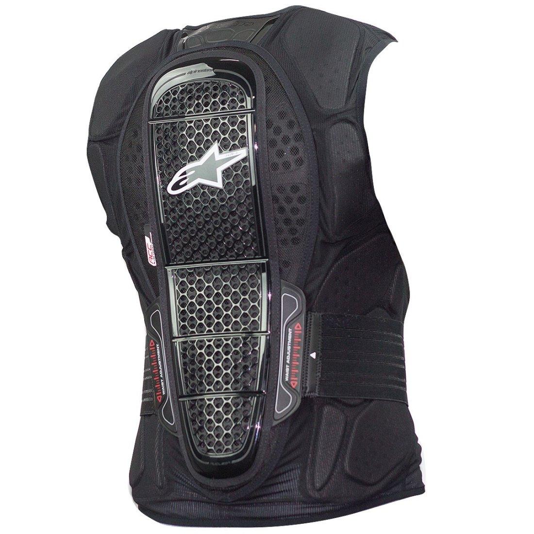 37f7650c Proteccion ALPINESTARS Track Vest 2 Black · Motocard