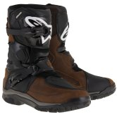 ALPINESTARS Belize Drystar Oiled Leather Brown / Black