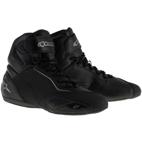 Botas ALPINESTARS Faster-2 Waterproof Black / Gunmetal