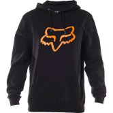 FOX Legacy Fox Head Black / Orange