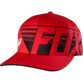 FOX Destro Flexfit Red