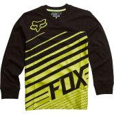 FOX Galva LS Knit Junior Black