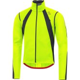 GORE Oxygen Windstopper Neon Yellow / Black