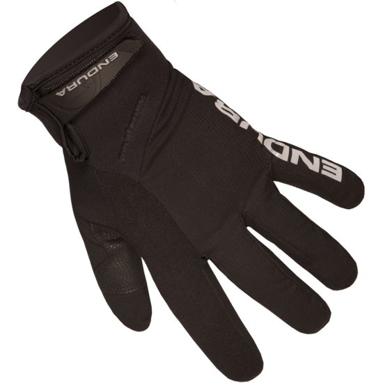 Guantes ENDURA Strike II Black