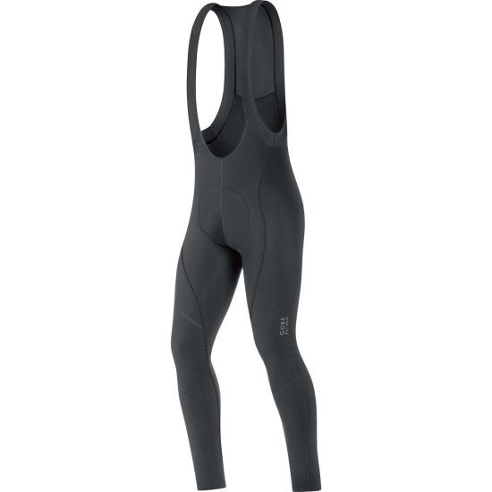 Pantaloncino GORE E 2.0 Thermo Bibtights + Black
