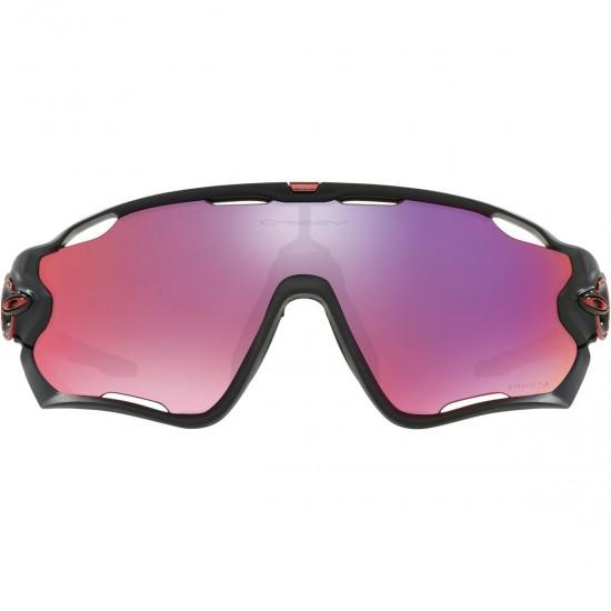 Máscara / Gafas OAKLEY Jawbreaker Matte Black / Prizm Road
