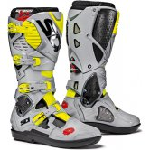SIDI Crossfire 3 SRS Black / Ash / Yellow Fluo