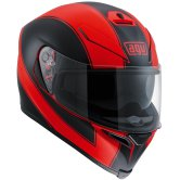 AGV K-5 Pinlock Enlace Red / Matt Black