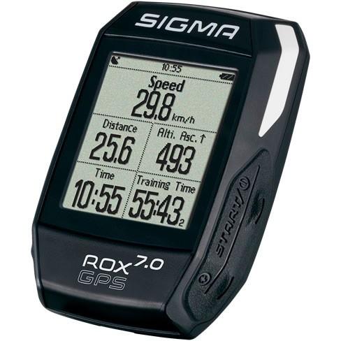 Gps SIGMA Rox 7.0 GPS Black