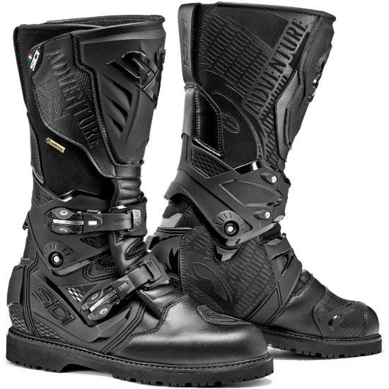 SIDI Adventure 2 Gore-Tex Black Boots