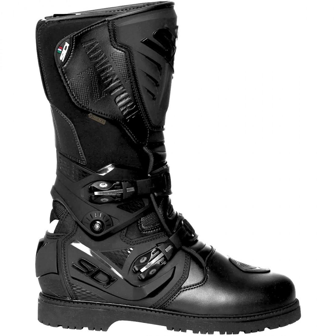 Gore Tex Bottes 2 Adventure Sidi Black 4ALj3R5q