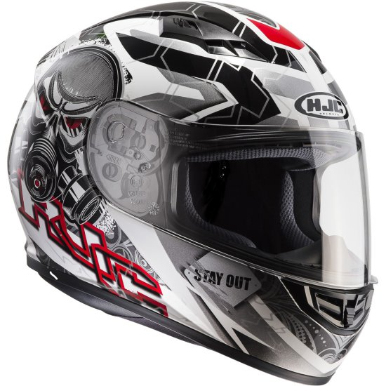 Casco HJC CS-15 Rafu MC-1