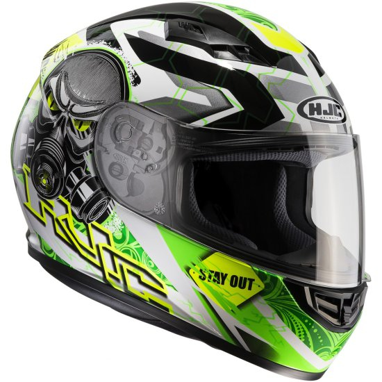 Helm HJC CS-15 Rafu MC-4H
