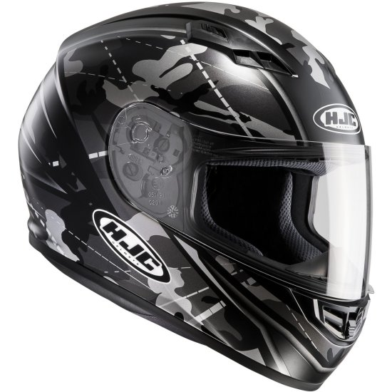 Casco HJC CS-15 Songtan MC-5SF