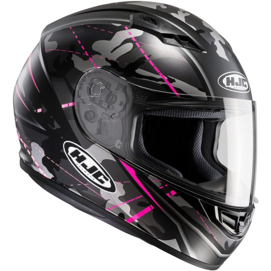 HJC CS-15 Songtan MC-8SF Helmet