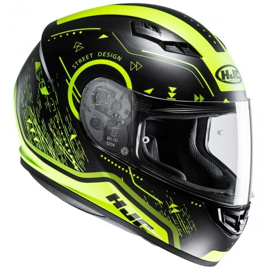 Casco HJC CS-15 Safa MC-4HSF