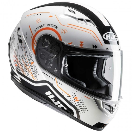Casco HJC CS-15 Safa MC-7