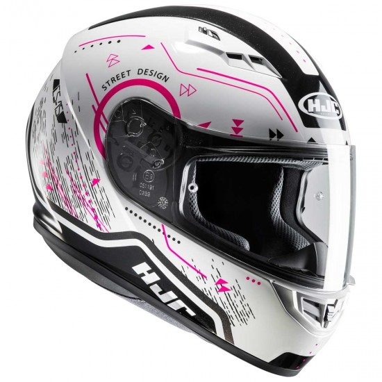 Casco HJC CS-15 Safa MC-8