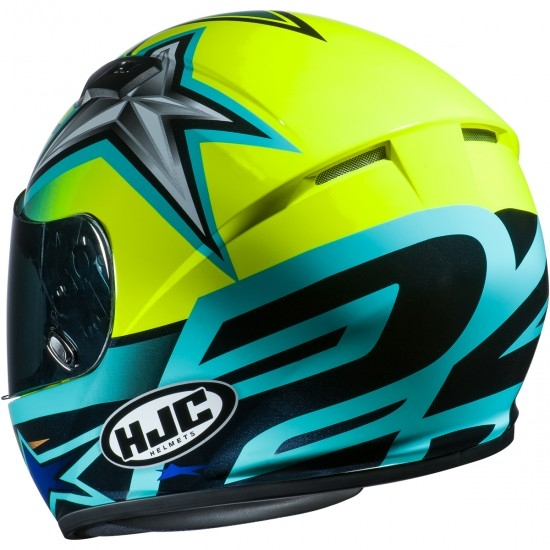 HJC CS-15 Toni Elias 24 MC-4H Helmet