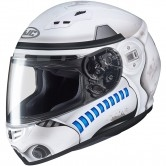 HJC CS-15 Storm Trooper Star Wars MC-10SF