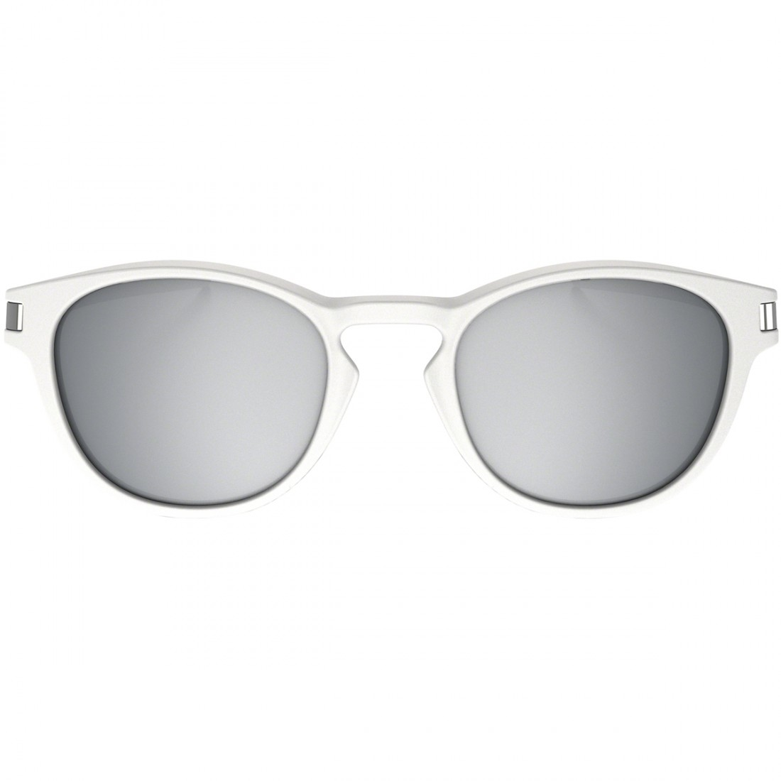b344312334a OAKLEY Latch Matte White   Chrome Iridium Sun glasses · Motocard Oakley  Valve Polished Black Oakley Scalpel White Chrome Ice iridium Polarized ...